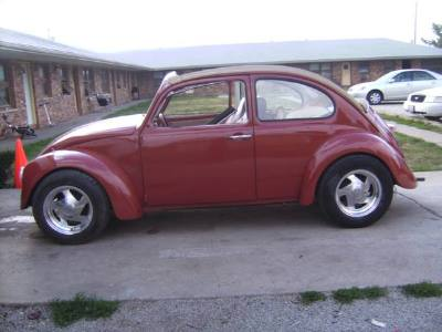 1968 Volkswagen Beetle