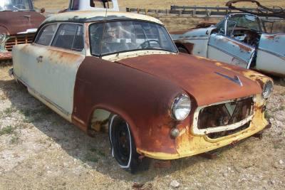 1955 AMC Rambler