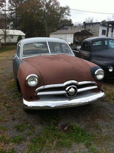 1950 Ford 4 Door Sedan 2