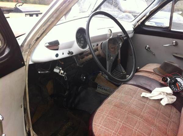 1950 Ford 4 Door Sedan 4