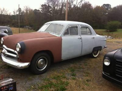 1950 Ford 4 Door Sedan