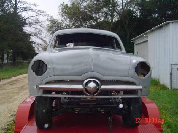 1949 Ford Gasser 6