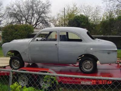 1949 Ford Gasser