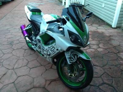 2002 Honda CBR600 F4 Custom