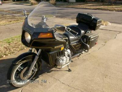 1980 Honda Goldwing 1100