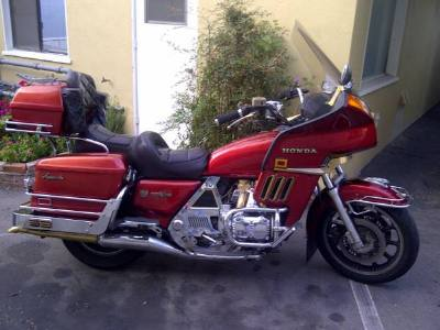 1983 Honda Goldwing GL1100A