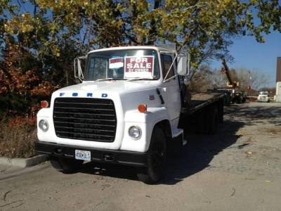 1974 Ford F750