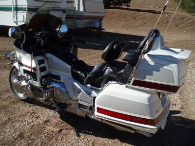 1997 Honda Goldwing SE1500