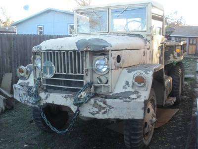 1967 Military Truck