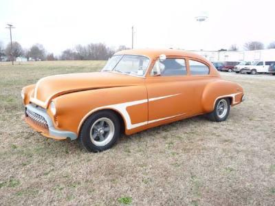 1949 Oldsmobile Slant Back