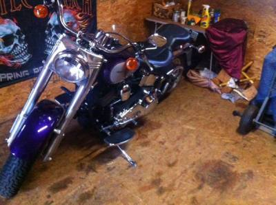 2001 Harley Davidson Fat Boy