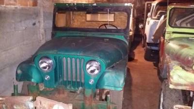 1959 Willys Jeep CJ5