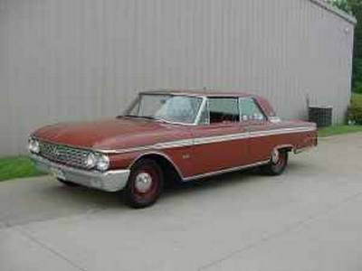 1962 Ford 2 Door
