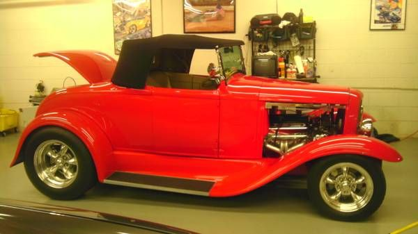 1931 Ford Model A 3