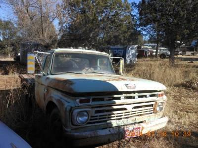 1965 Ford 1 Ton