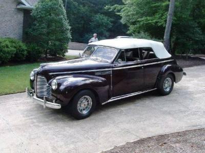 1940 Buick Streetrod