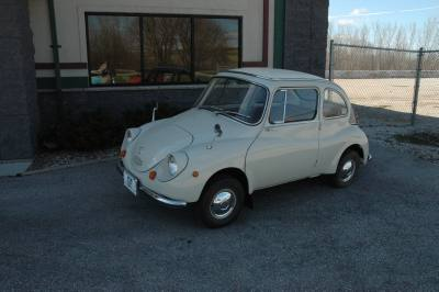1959 Subaru 360