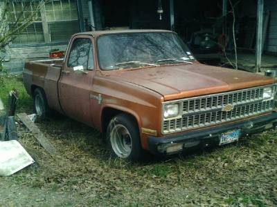 1981 Chevrolet SWB