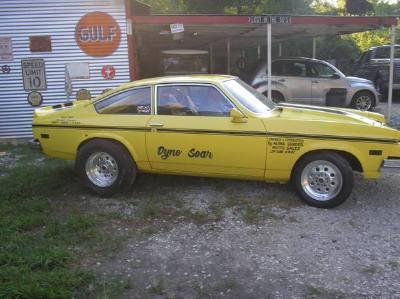 1977 Chevrolet Triple Duece