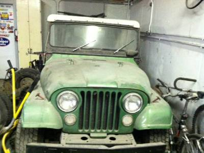 1972 Jeep Super
