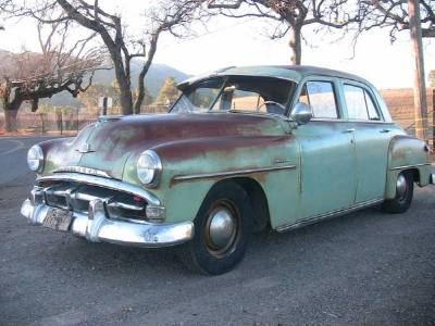 1951 Plymouth Cambridge