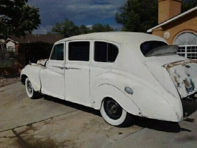 1954 Austin Sheerline