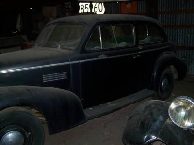 1939 Pontiac 2 Door