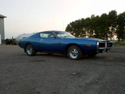 1972 Dodge Charger RT
