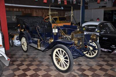 1910 Maxwell Model Q Touring