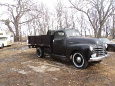 1948 Chevrolet 1Ton