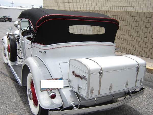 1931 Cadillac Fleetwood 6