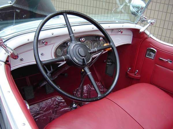 1931 Cadillac Fleetwood 3