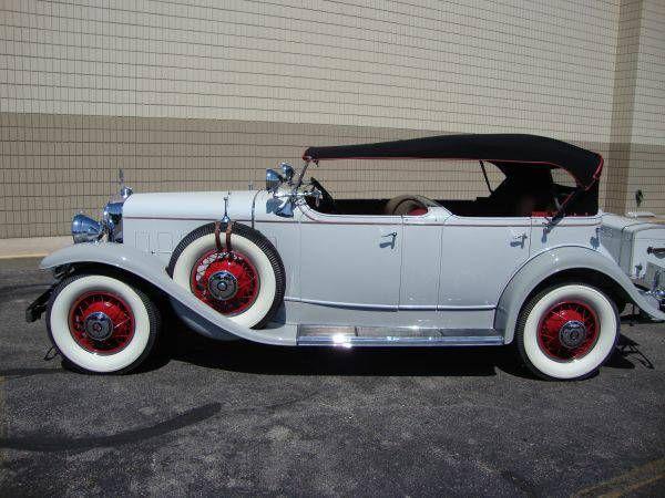 1931 Cadillac Fleetwood 4