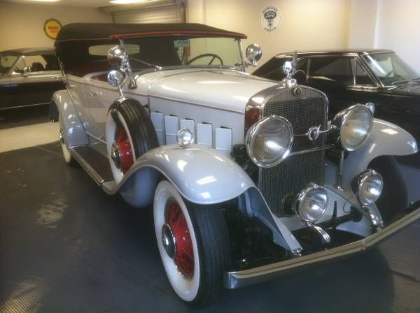 1931 Cadillac Fleetwood 5