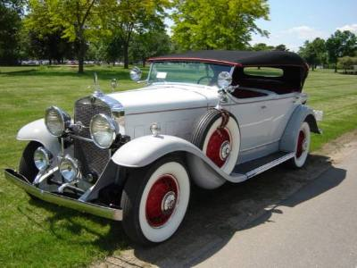1931 Cadillac Fleetwood Phaeton