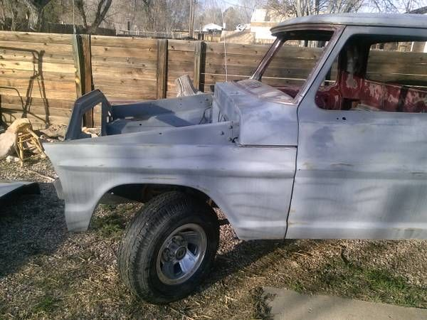 1970 Ford F150 5