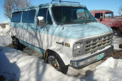 1978 Chevrolet 1Ton