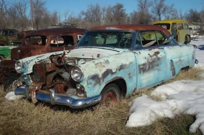 1953 Ford 2 Door