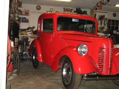 1939 Bantam Coupe