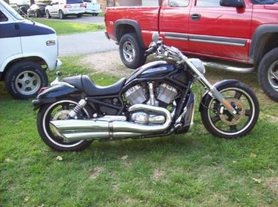 2004 Harley Davidson Vrod