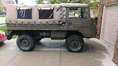 1974 Jeep Pingauer