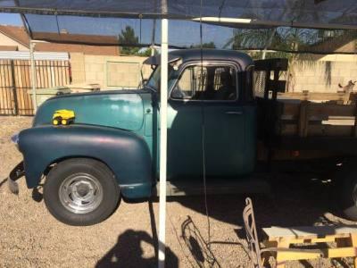1953 Chevrolet FLATBED