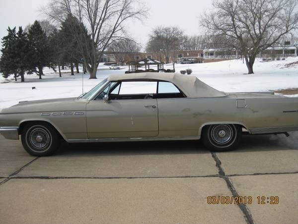 1963 Buick Electra 225 1