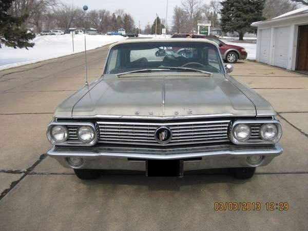 1963 Buick Electra 225 6