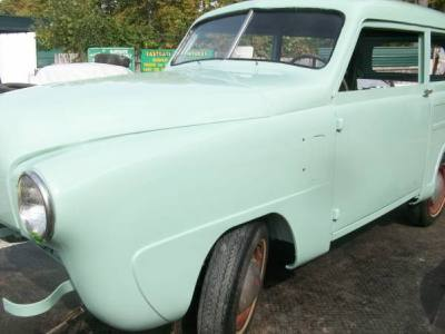 1952 Crosley Wagon