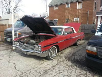 1964 Buick La Sabre