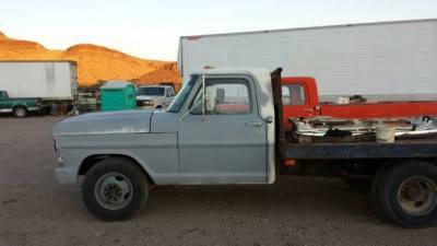 1969 Ford 1 Ton