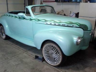 1942 Chevrolet Cabriolet