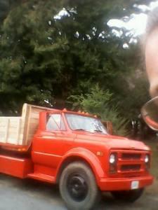 1969 Chevrolet C50 Flat Bed