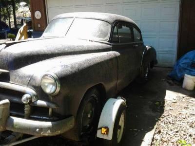 1950 Chevrolet 2 Door